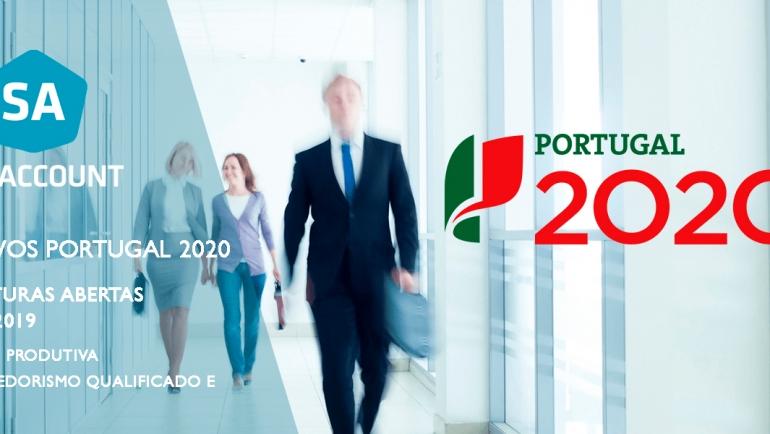 Incentivos Portugal 2020