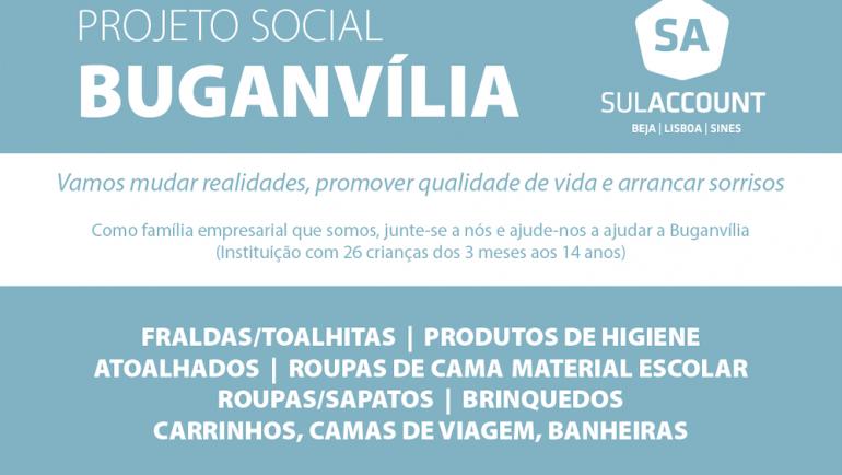 Sul Account lança Projeto Social