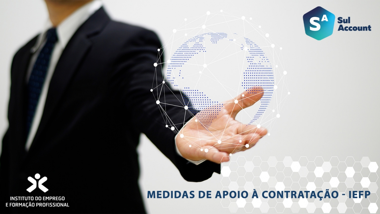 Medidas de apoio à contratação – IEFP