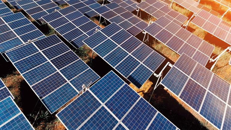 Apoio para Instalação de Painéis Fotovoltaicos