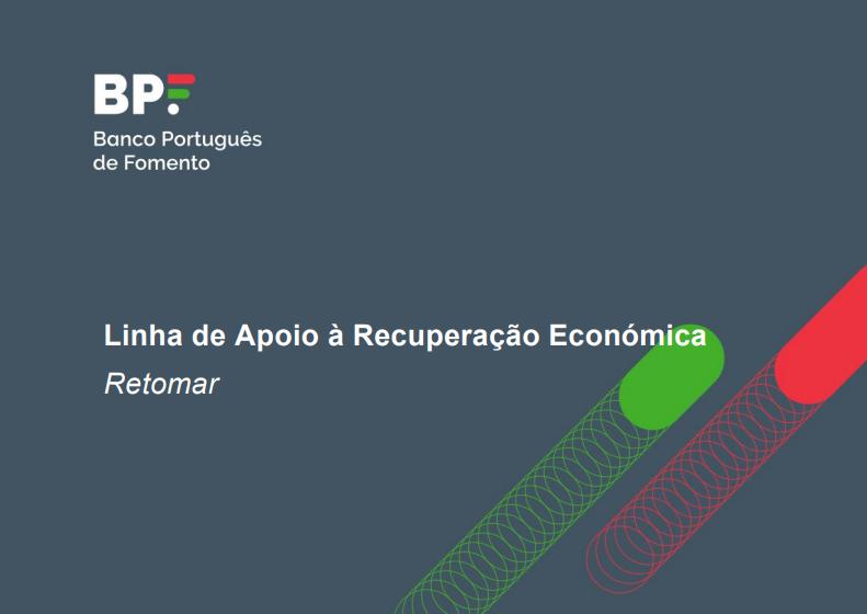 Linha de Apoio à Recuperação Económica: Retomar